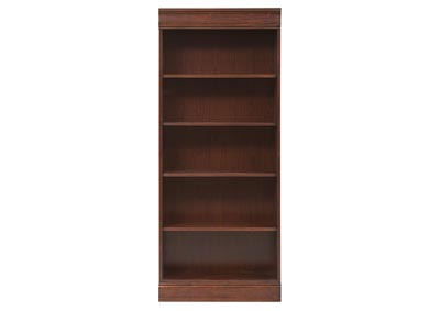 Louis Jr Bookcase Jr Executive 72 Inch Bookcase (RTA)