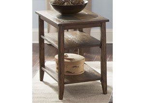 Brookstone Chair Side Table