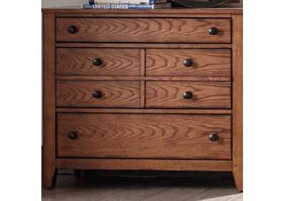 Grandpas Cabin Youth 3 Drawer Dresser
