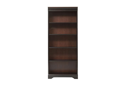 St. Ives Jr Bookcase Jr Executive 72 Inch Bookcase (RTA)