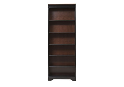 St. Ives Jr Bookcase Jr Executive 84 Inch Bookcase (RTA)