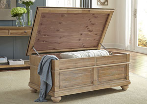 Harbor View Storage Trunk