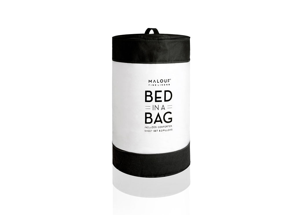 Malouf Queen Bedding Essentials Kit,ABF Malouf