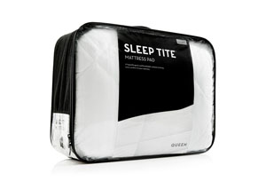 Sleep Tite Hypoallergenic Split Queen Mattress Protector