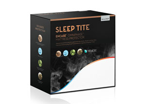 Sleep Tite Encase Omniphase Queen Mattress Protector