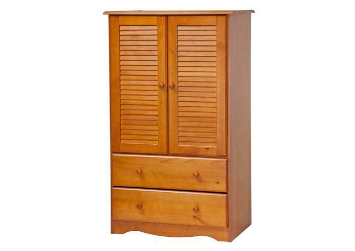 Petite Armoire, Honey Pine,Palace Imports