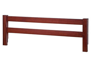 Rail Guard, Mahogany