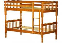 Arlington Twin/Twin Bunk Bed, Honey Pine