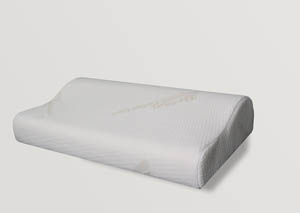 Distinct Contour Pillow Standard Size