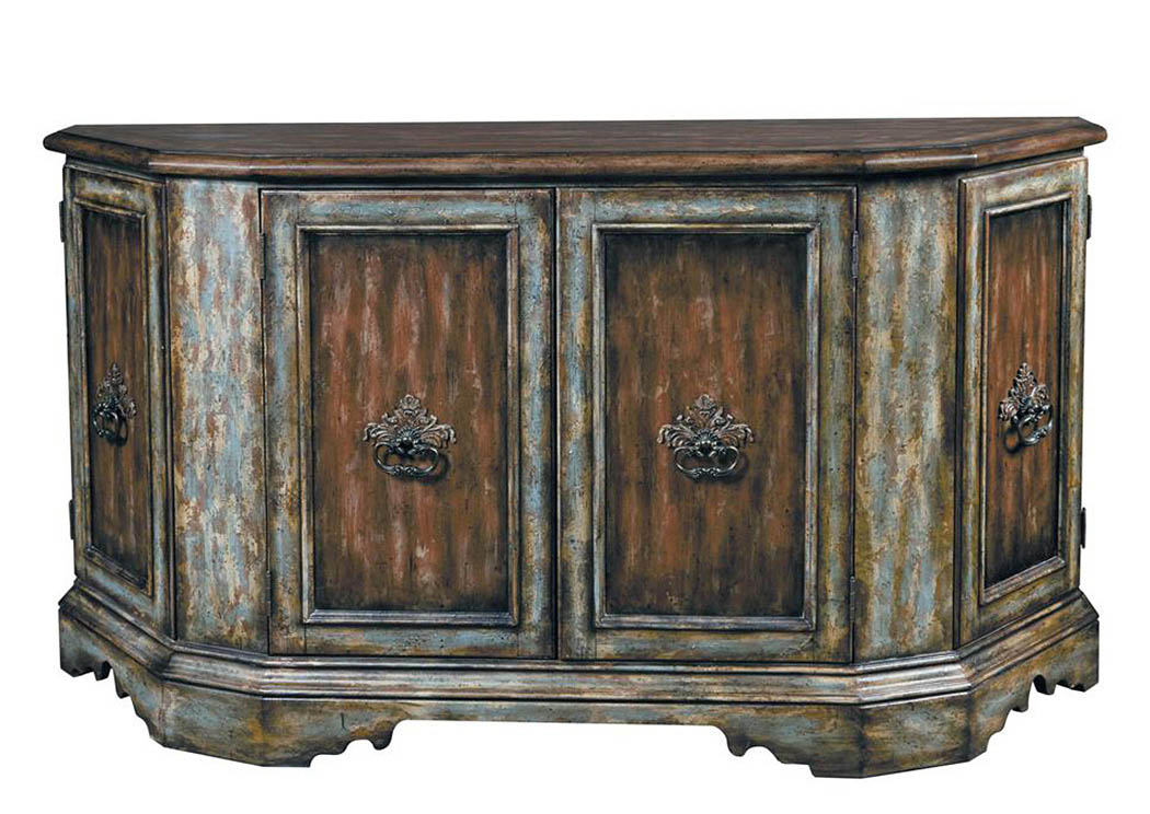 Accentrics Home Monaco Credenza,Pulaski Furniture
