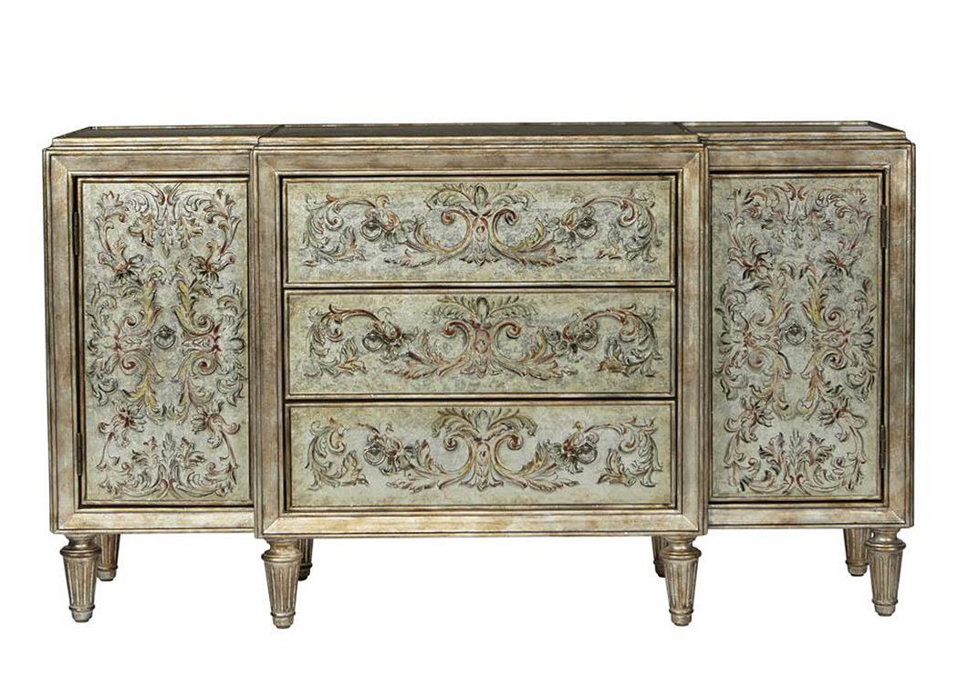 Orleans Furniture Accentrics Home Console