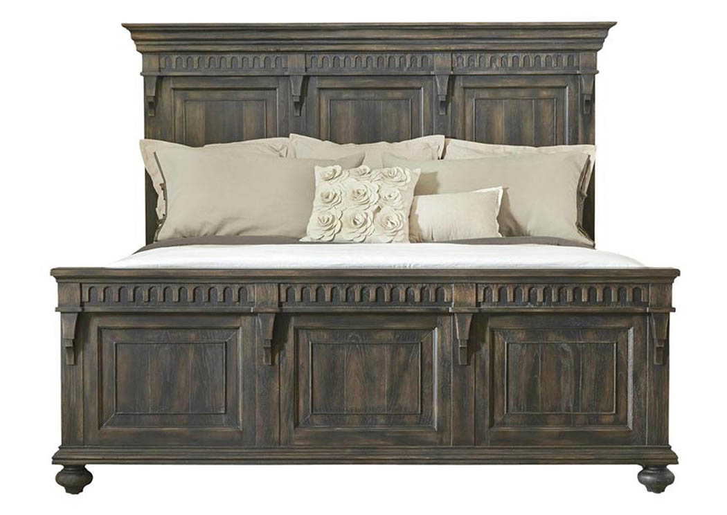 Kentshire Queen Panel Bed,Pulaski Furniture