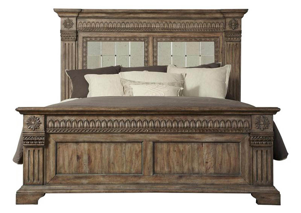 Arabella California King Panel Bed,Pulaski Furniture