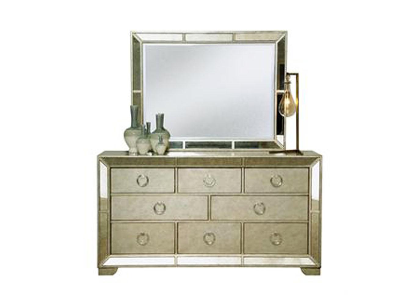 Compass Furniture Farrah Mirror