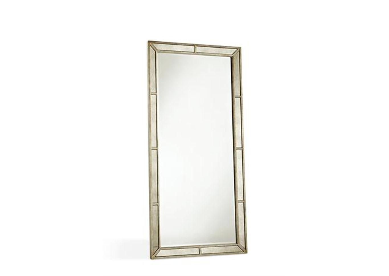 Majek Furniture Farrah Floor Mirror