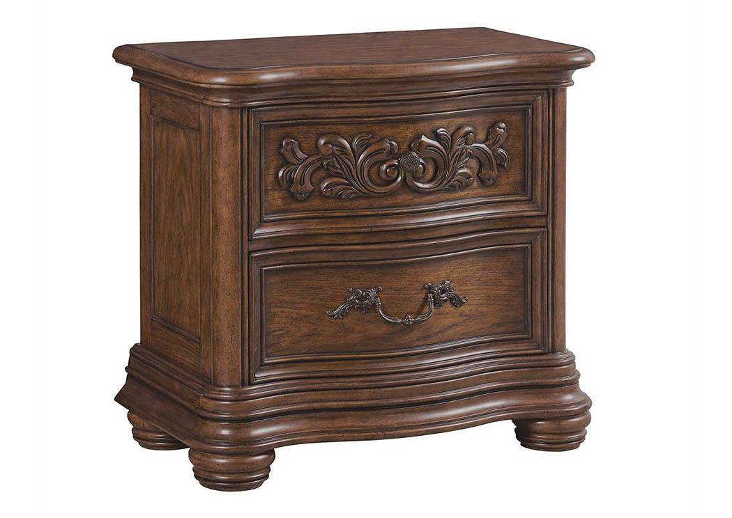 Harlem Furniture Cheswick 2 Drawer Nightstand
