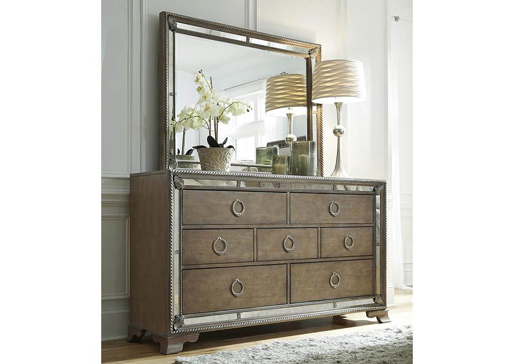 harlem furniture karissa 7 drawer dresser