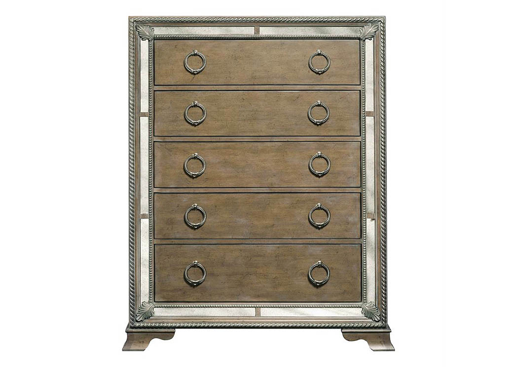 Harlem Furniture Karissa 5 Drawer Chest