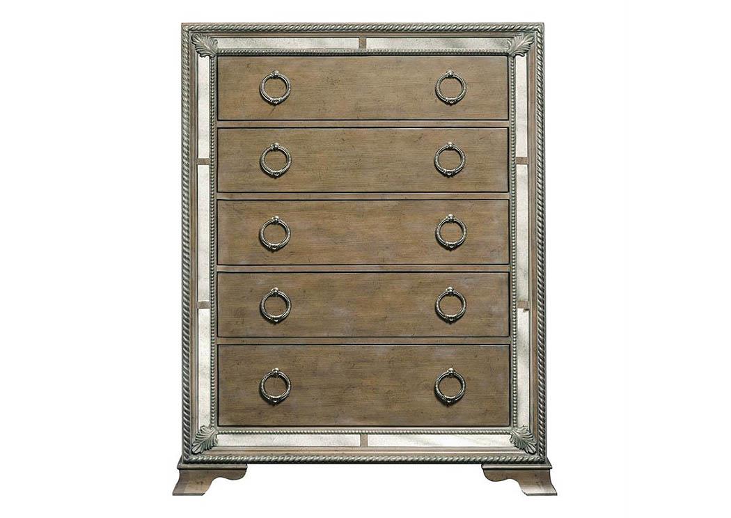 harlem furniture karissa 5 drawer chest