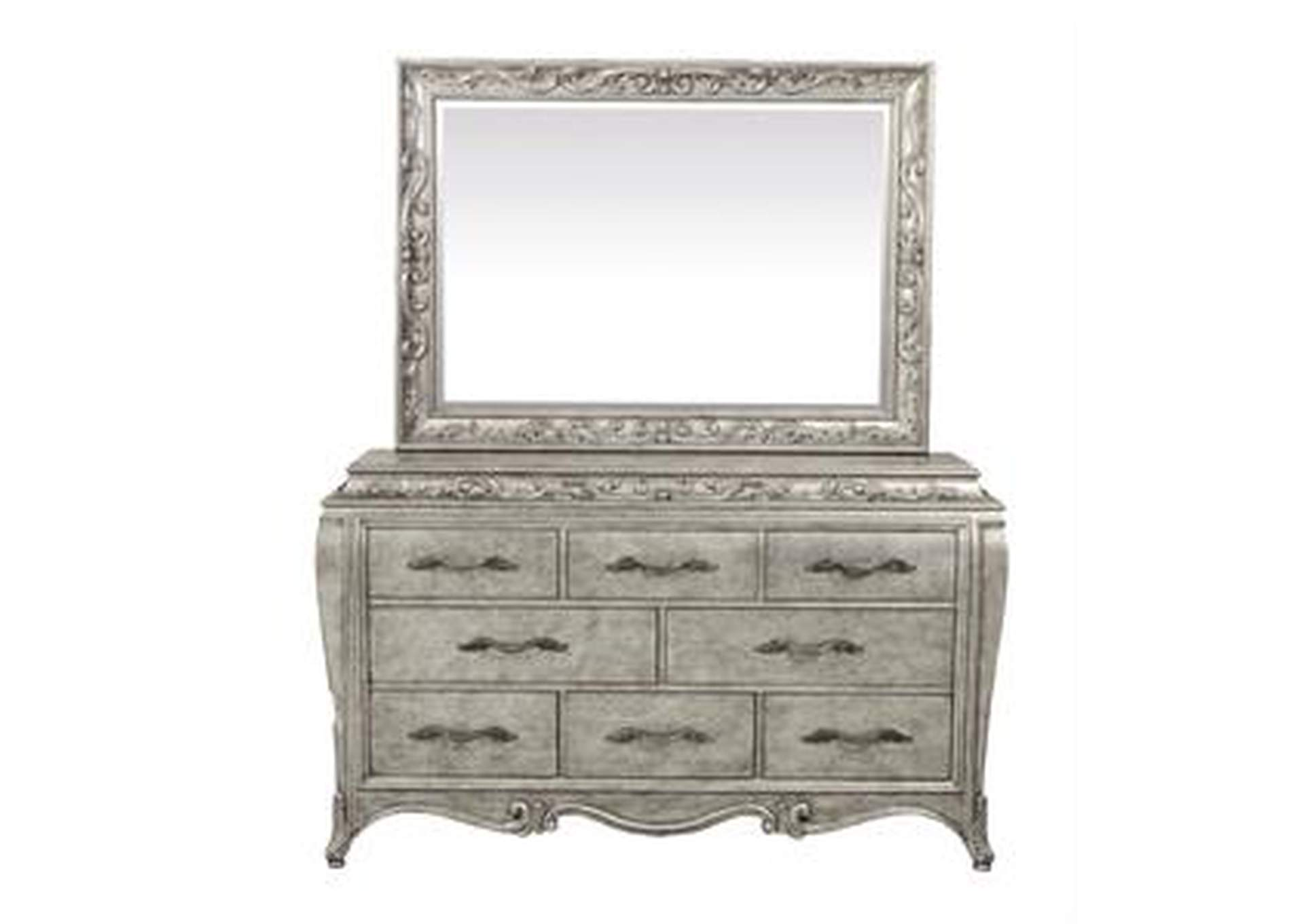 Rhianna Landscape Mirror,Pulaski Furniture