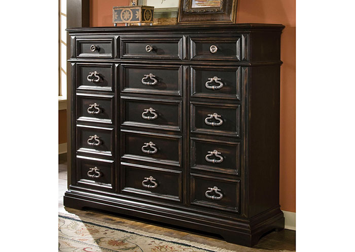 Brookfield Master Chest,Pulaski Furniture
