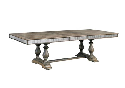 Accentrics Home Alekto Dining Table w/ One 20