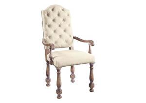 Accentrics Home Amethea Dione Arm Chair