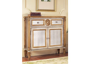 Mirrored Hall Chest,Pulaski Furniture