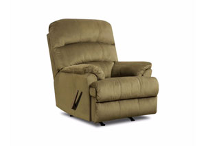 Hampton Army Rocker Recliner
