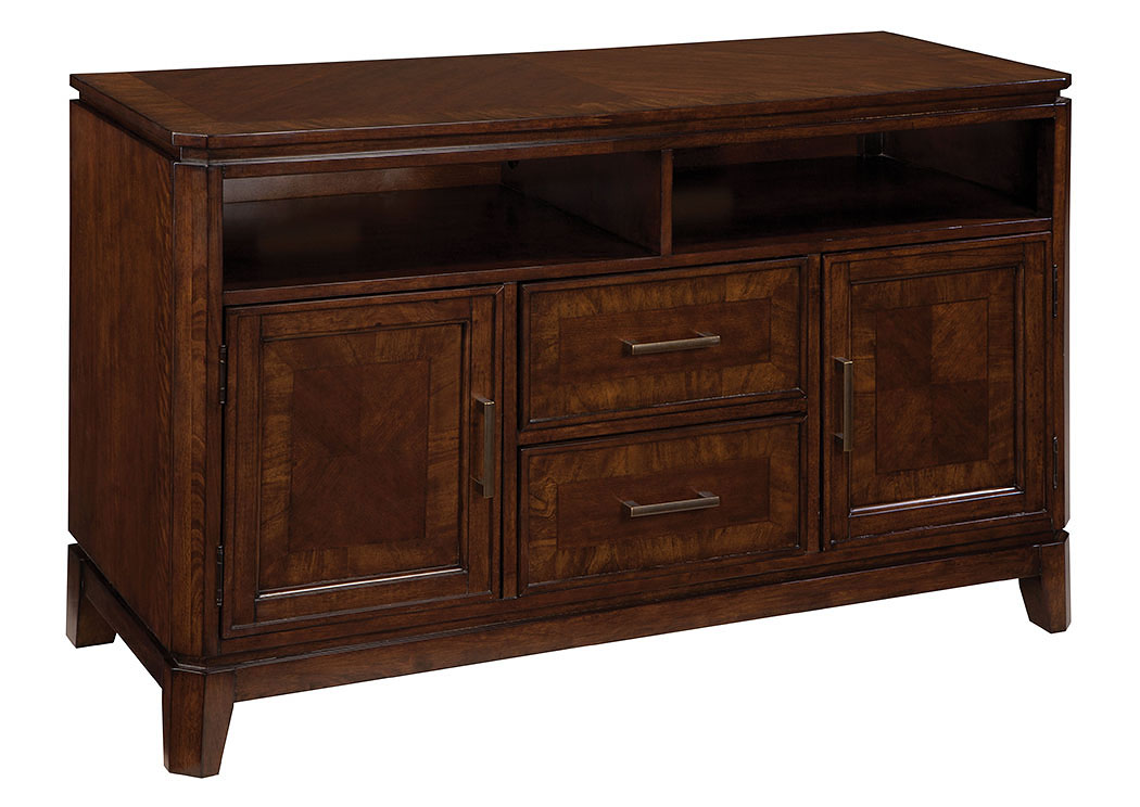 Best Price Furniture And Nationwide Furniture Avion 50u0027 Decorative Cherry  Entertainment Console