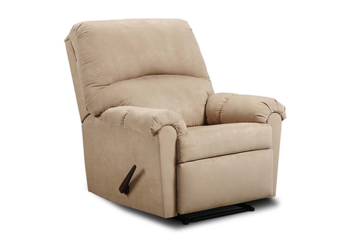 Davis Home Furniture Asheville Nc Taupe 3 Way Recliner
