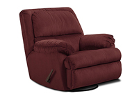 WINE GLIDER SWIVEL RECLINER
