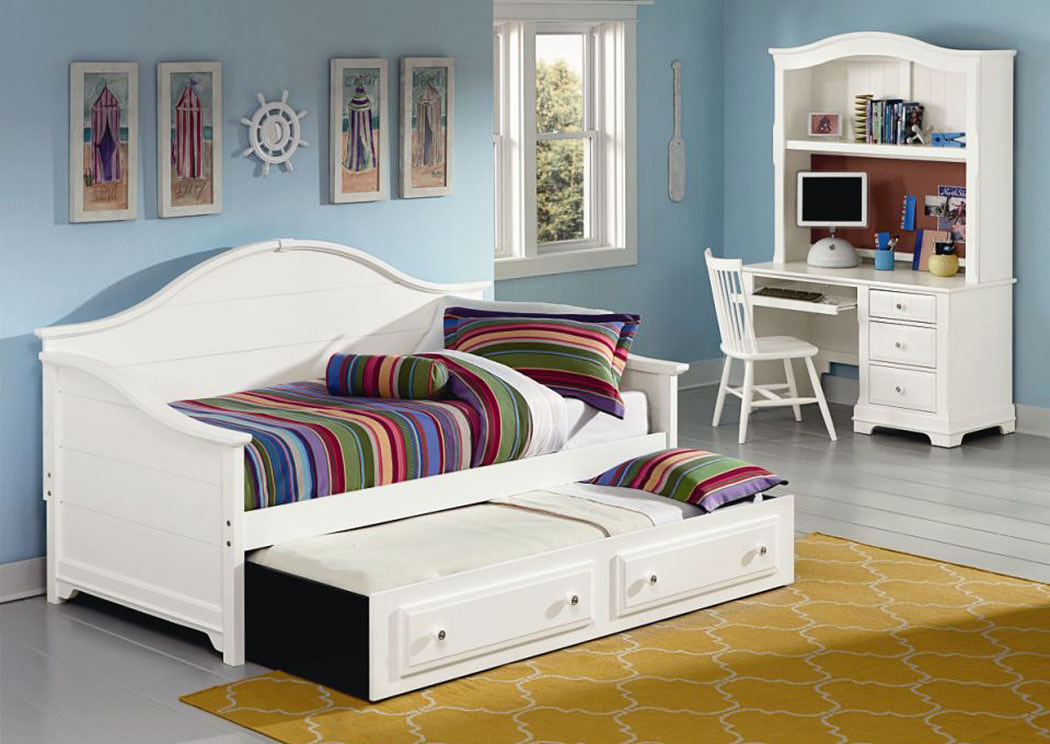 The Cottage Collection Snow White Back Day Bed,Vaughan-Bassett