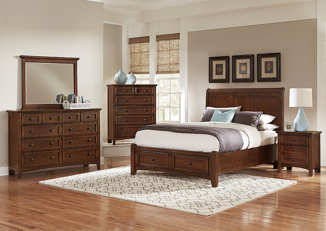 Furniture liquidators home center bonanza cherry king for Furniture liquidators