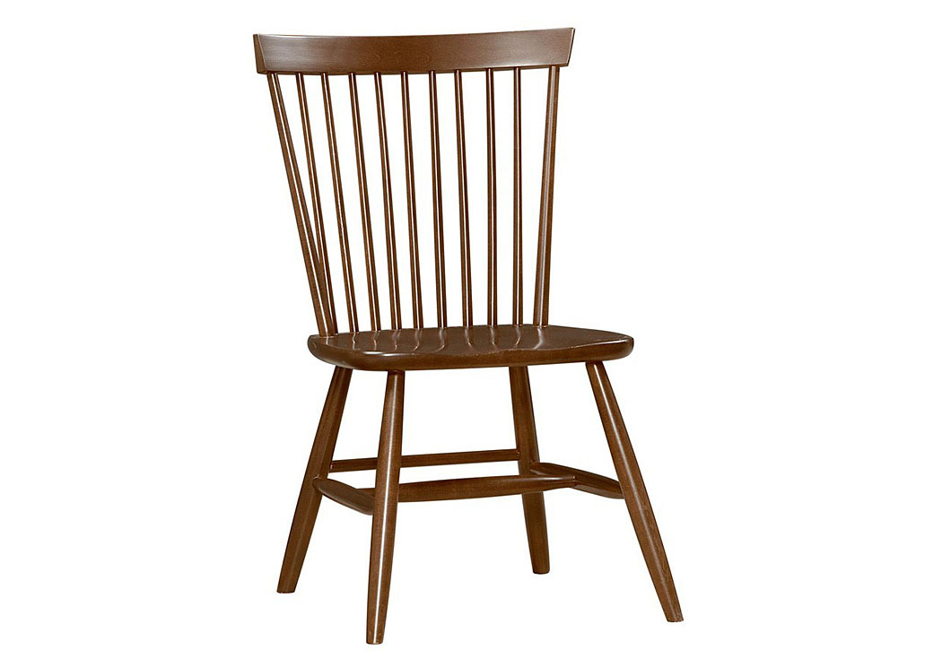 Transitions Dark Cherry Desk Chair,Vaughan Bassett
