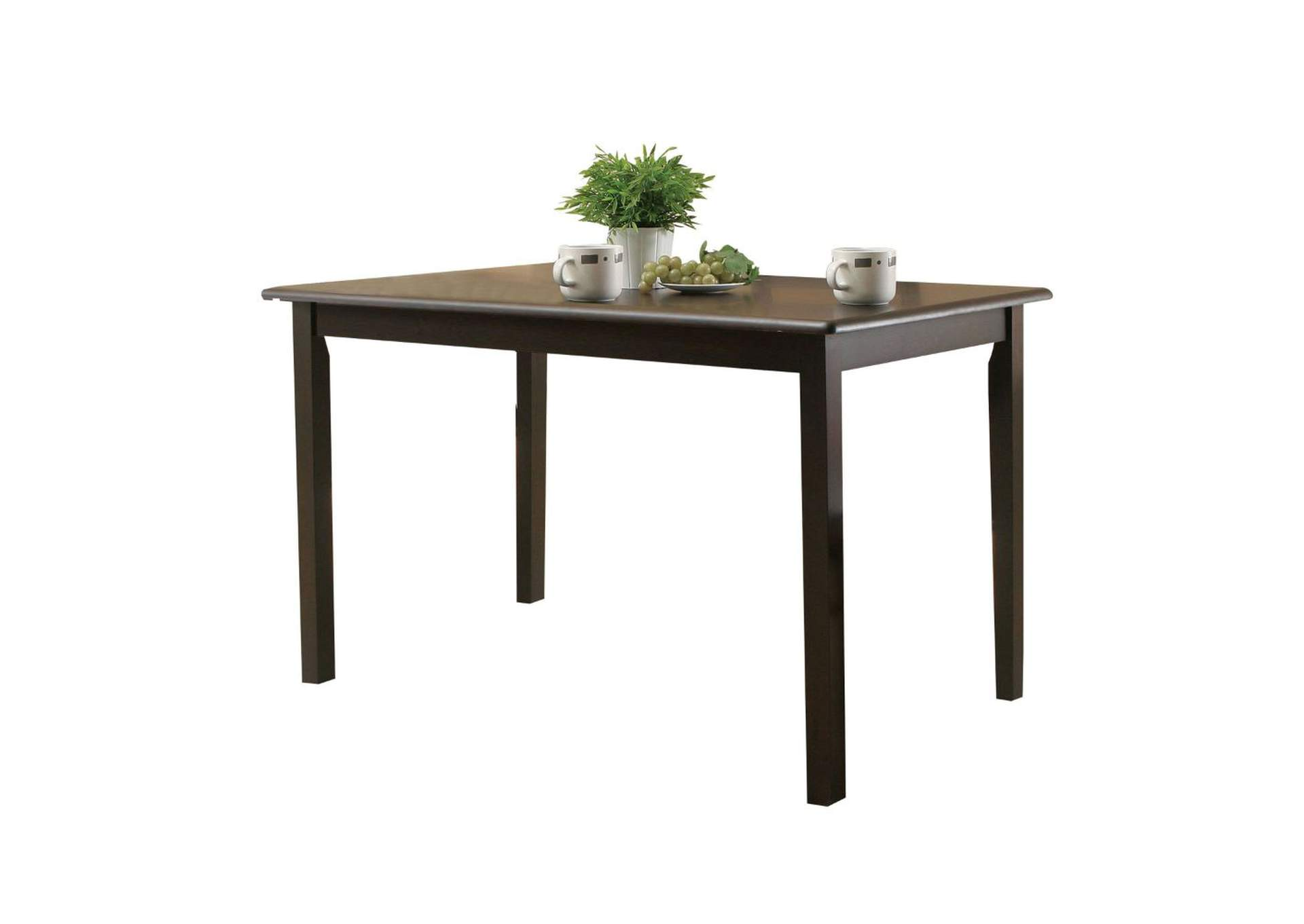 Serra II Cappuccino Dining Table,Acme
