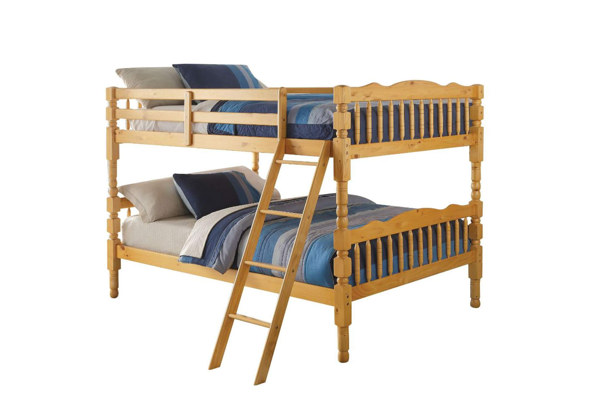 Homestead Natural Full Bunk Bed,Acme