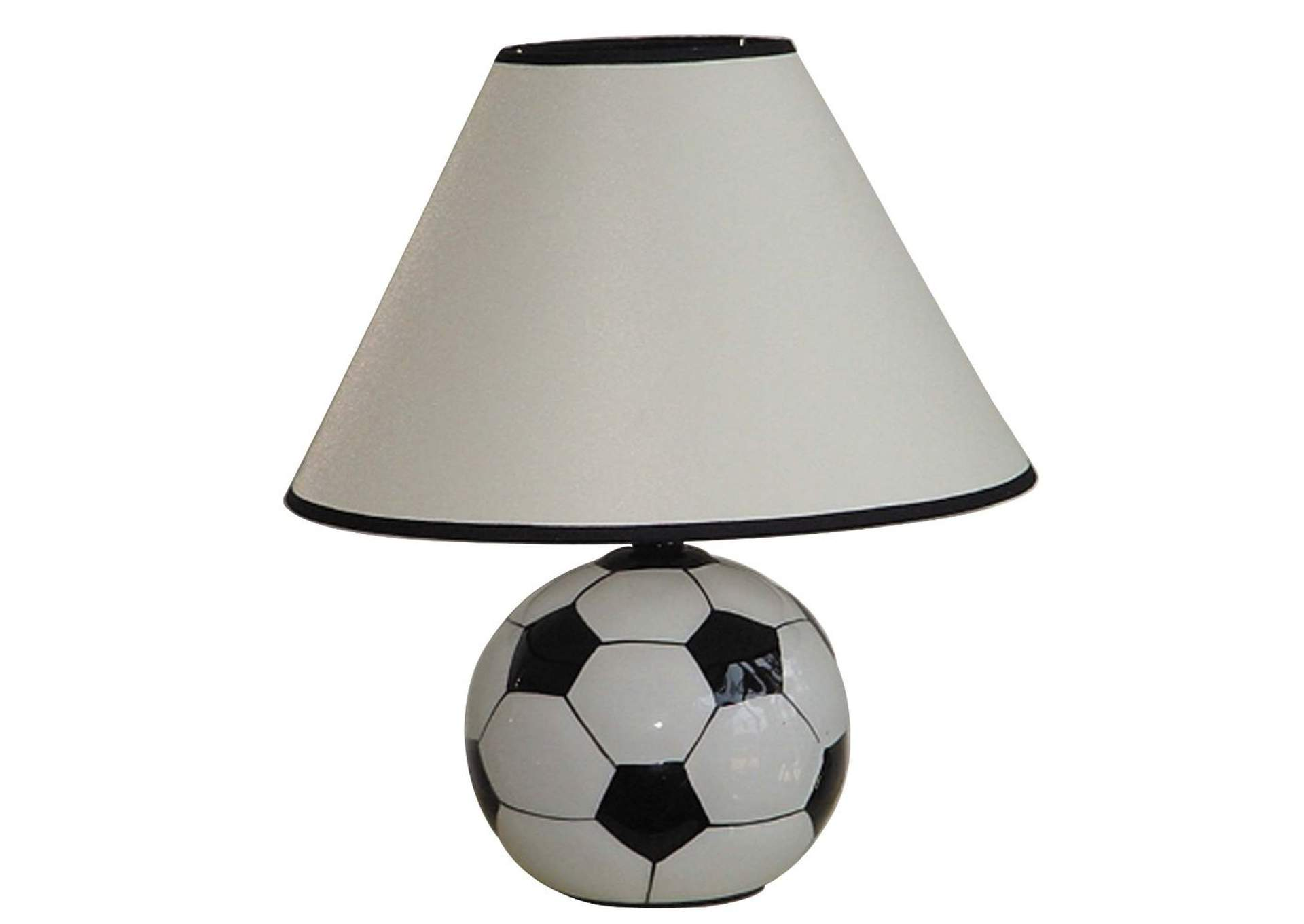 Oak Furniture Liquidators All Star Soccer Table Lamp Set Of 8
