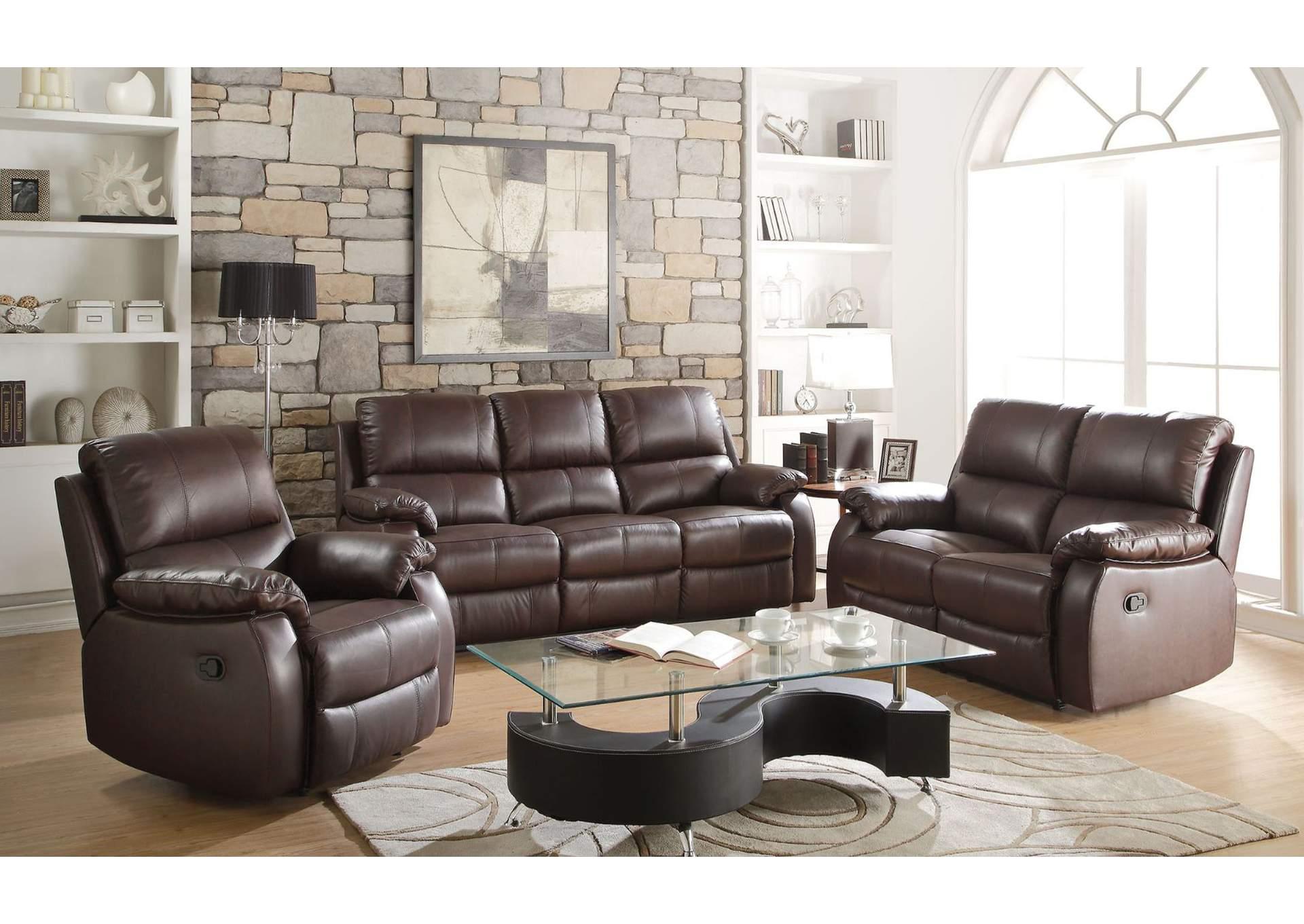 Enoch dark brown tgl sofa motionacme