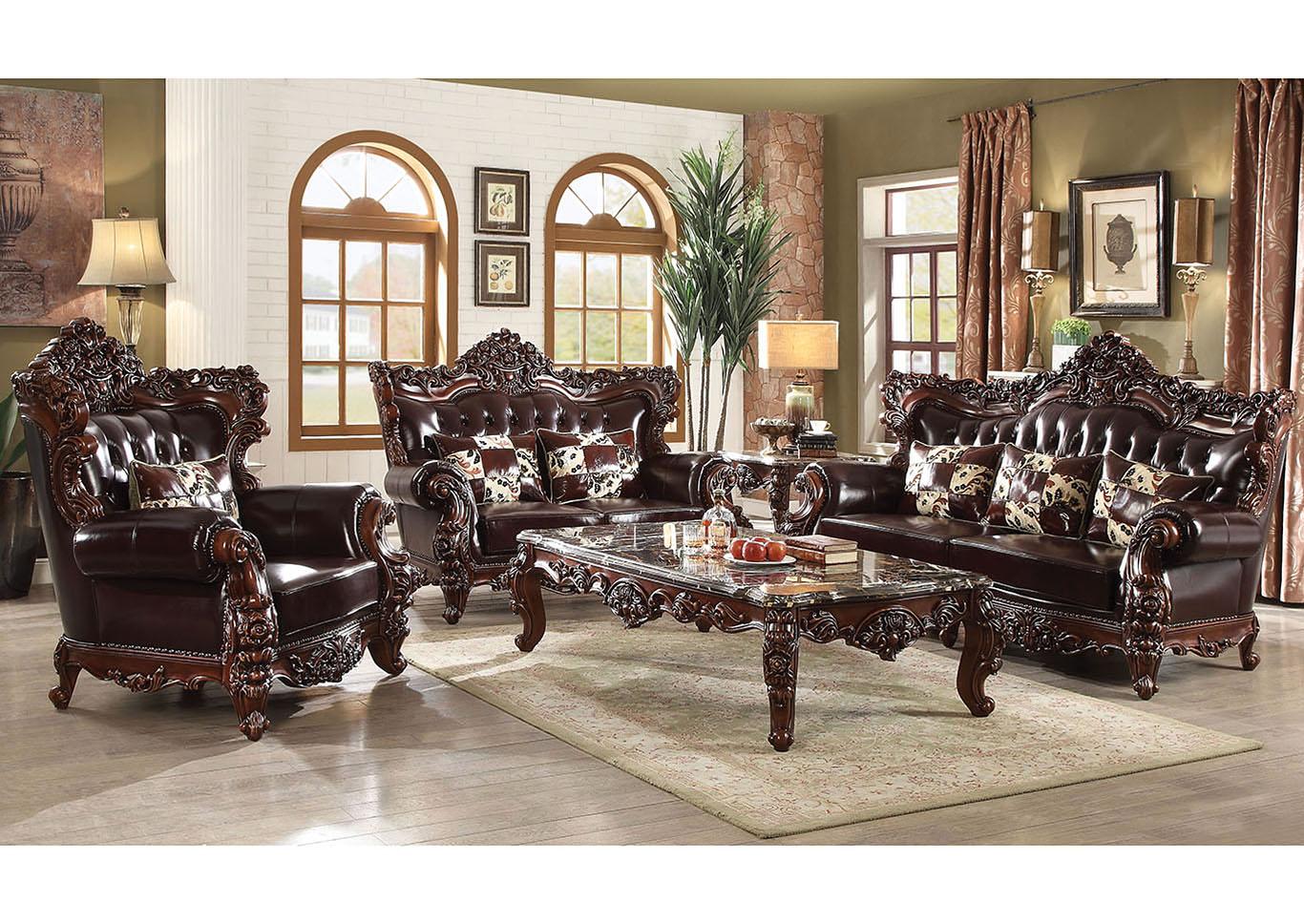 Fabulous Sans Midman Furniture Forsythia Espresso Top Grain Leather Andrewgaddart Wooden Chair Designs For Living Room Andrewgaddartcom