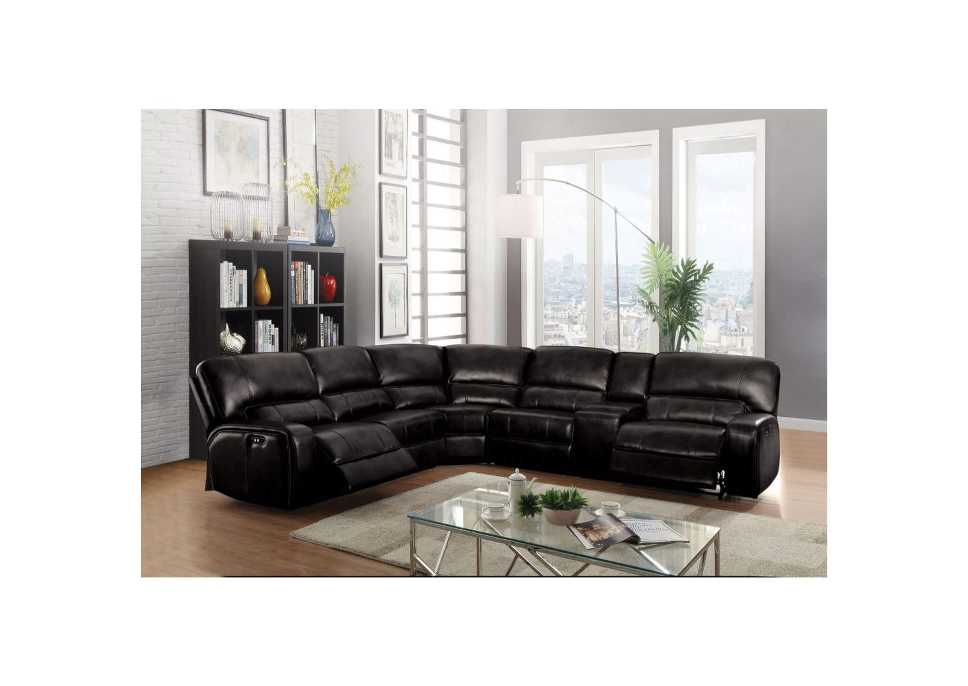 Wondrous Furniture Express Hawaii Saul Black Leather Aire Power Alphanode Cool Chair Designs And Ideas Alphanodeonline
