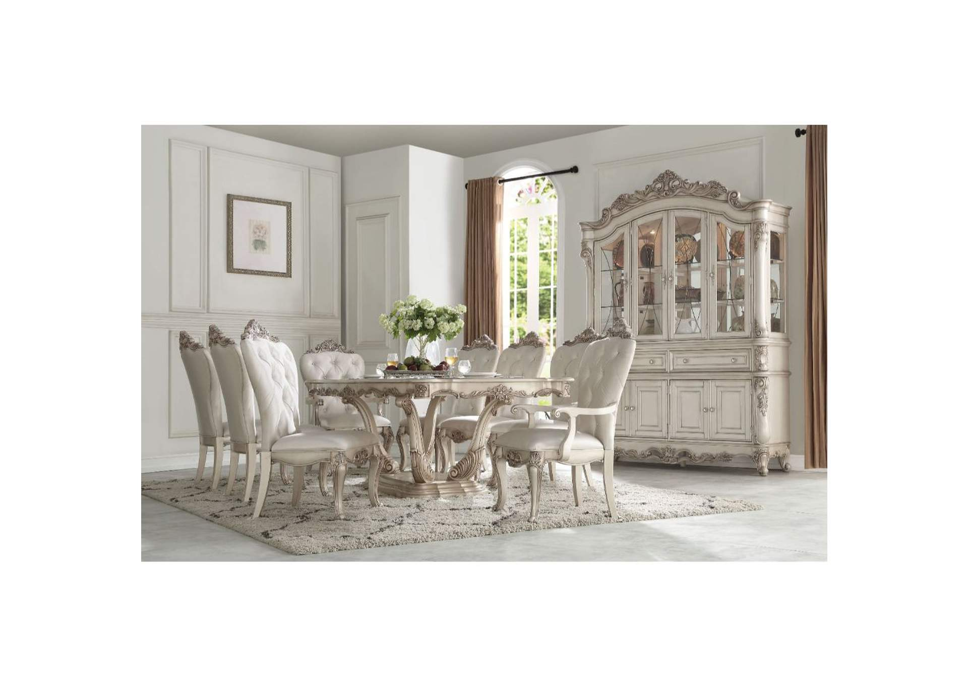 Goree\'s Furniture - Opelika, AL Gorsedd Cream Antique White ...