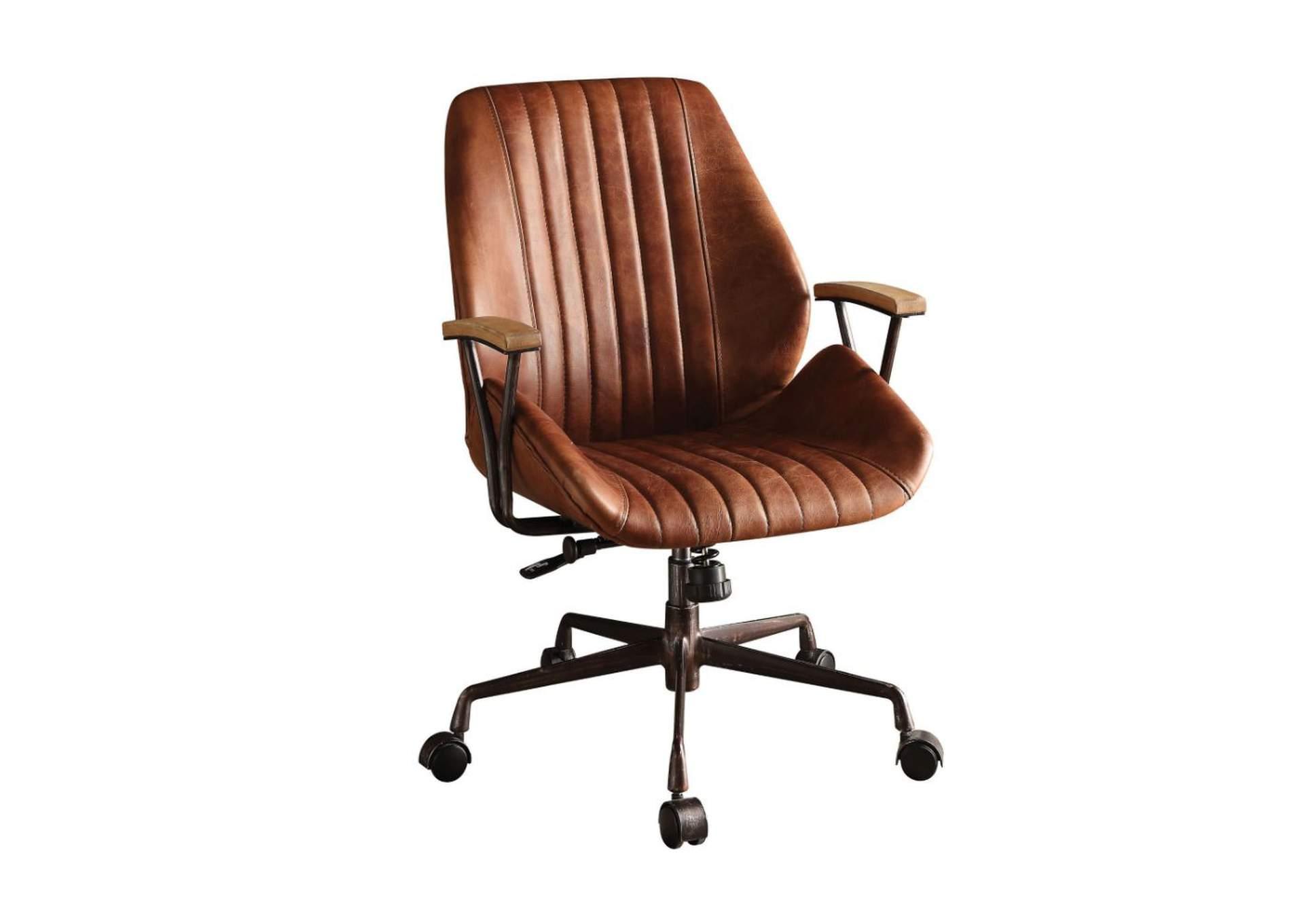 Hamilton Cocoa Office Chair Sweet Home Furniture By Niposul