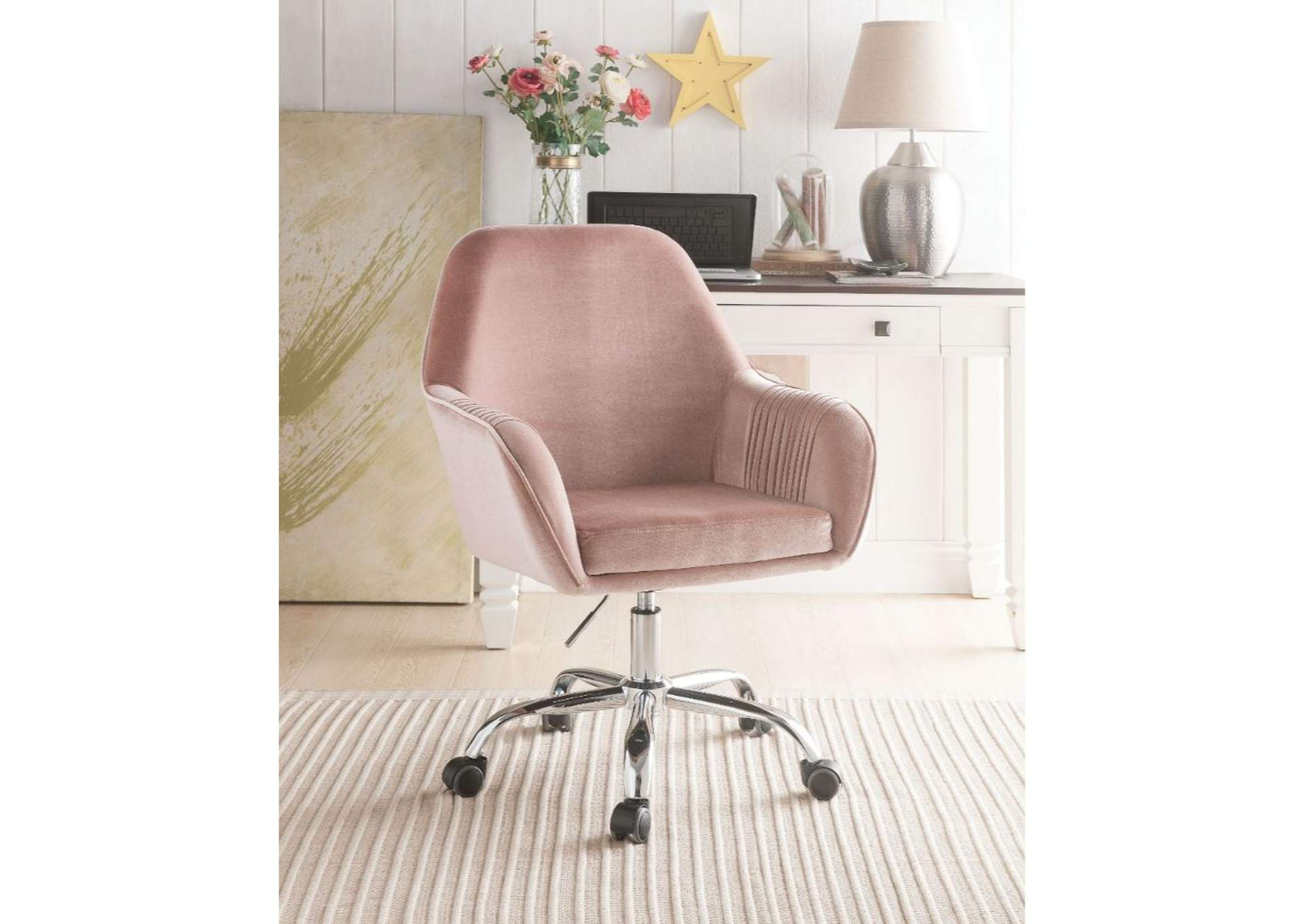 Incredible Best Buy Furniture And Mattress Eimer Pink Office Chair Best Image Libraries Counlowcountryjoecom