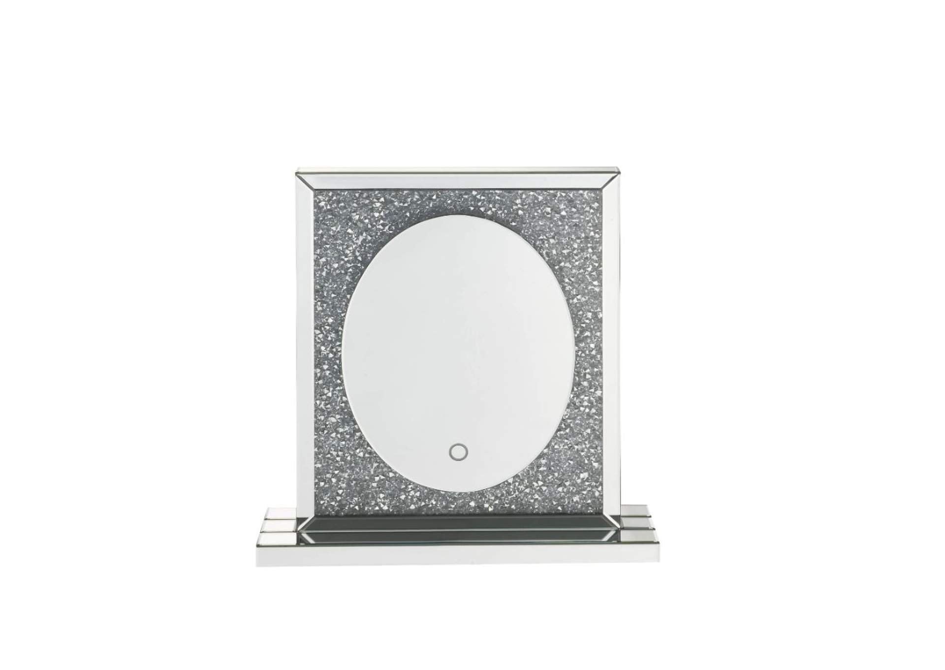 Noralie Mirrored Accent Decor (LED),Acme
