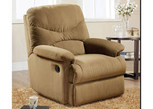 Image for Arcadia Brown Recliner