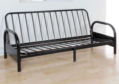 Image for Alfonso Black Adjustable Sofa Frame