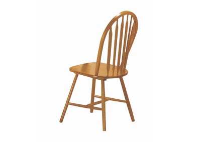 Farmhouse Oak Side Chair (Set of 4)
