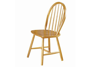 Farmhouse Natural Side Chair (Set of 4)