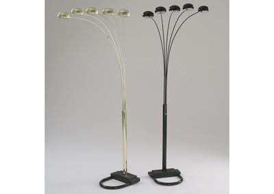 Lamp Black Floor Lamp